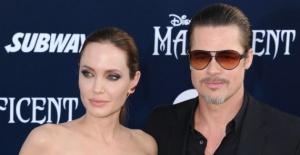 Angelina Jolie ve Brad Pitt gizlice buluştu