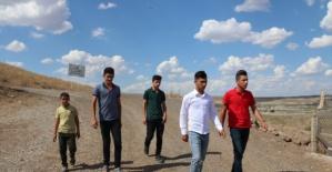 PKK'nın yetim bıraktığı çocuklar Babalar Günü hüznünü yaşıyor