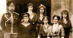Rusya'nın son kraliyet ailesi