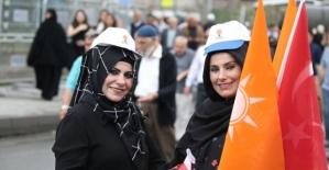 AK Parti'nin Büyük İstanbul Mitingi