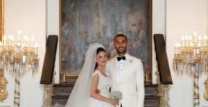 Kaleci Volkan Babacan evlendi