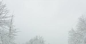 Karadeniz'in kışla mücadelesi
