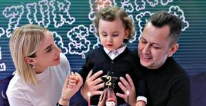 Gülşen'in oğlu 2 yaşına bastı
