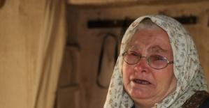 Evi yanan 72 yaşındaki Şehri Çukur yardım bekliyor