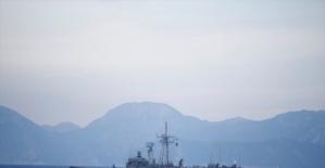 Cumhuriyet tarihinin en büyük deniz tatbikatı....