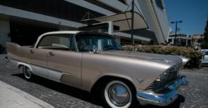 Son Başbakan'ın kullandığı klasik otomobil