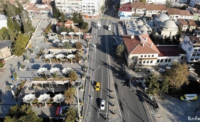 Bakan Koca uyardı, caddeler boş kaldı