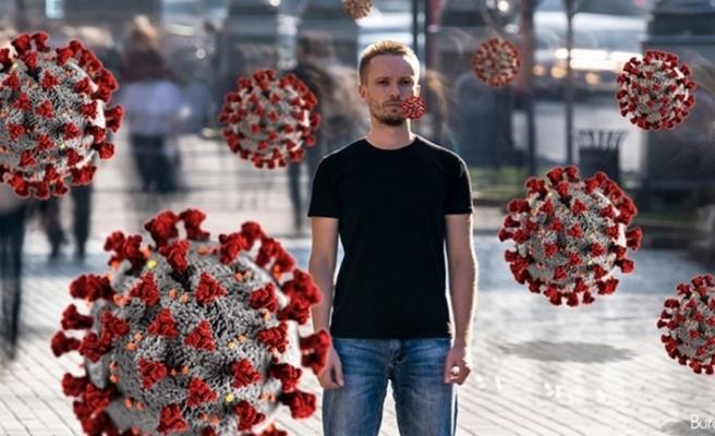 """Berlin'de kısıtlama ve aşı karşıtlarından """"sessiz yürüyüş"""""""