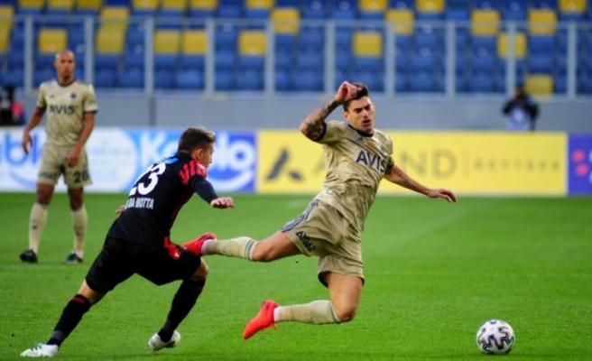Fenerbahçe'den gol şov