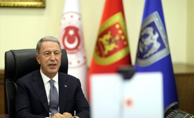 Milli Savunma Bakanı Akar, Halifax Uluslararası Güvenlik Forumu'nda konuştu