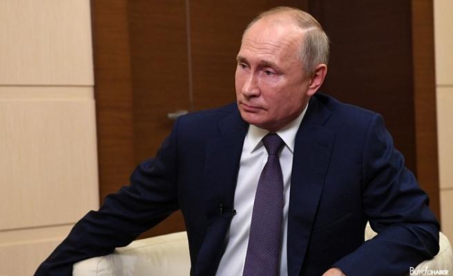 Putin öksürünce Rusya'da gündem oldu