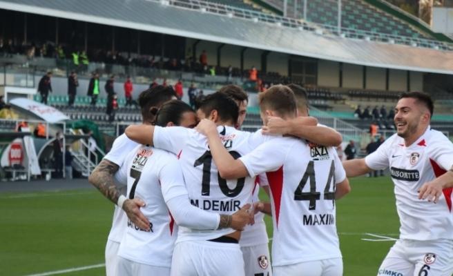 Süper Lig: Denizlispor: 0 - Gaziantep FK: 1 (Maç sonucu)
