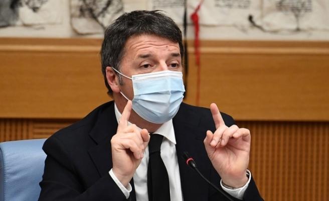İtalya'da Koalisyon hükümetinin ortaklarından Italia Viva partisinin lideri Renzi hükümetten çekildi