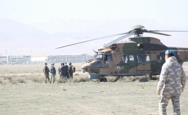 Konya'da düşen uçağının pilotu Yüzbaşı Burak Genççelebi şehit oldu