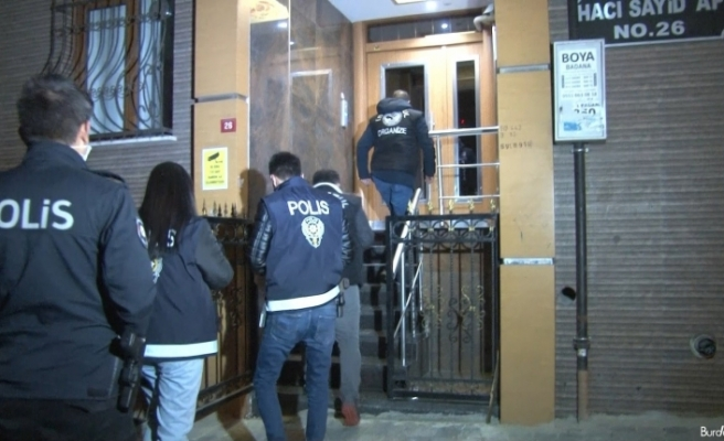 Sedat Peker ve suç örgütüne 5 ilde eş zamanlı operasyon: 63 gözaltı kararı