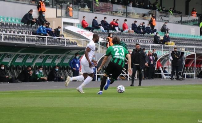 Süper Lig: Denizlispor: 0 - Kasımpaşa: 0 (Maç devam ediyor)