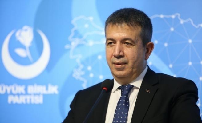 """BBP Genel Başkan Yardımcısı İspir'den CHP'li Bekaroğluna cevap: """"Haddini bil"""""""
