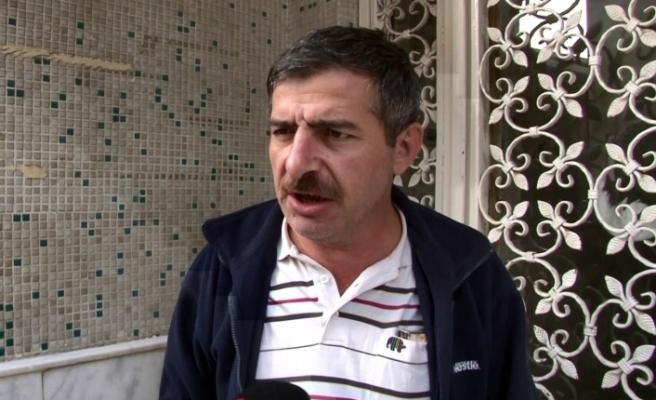Rize'de silahla ateş ettirilen küçük kız ve babası konuştu