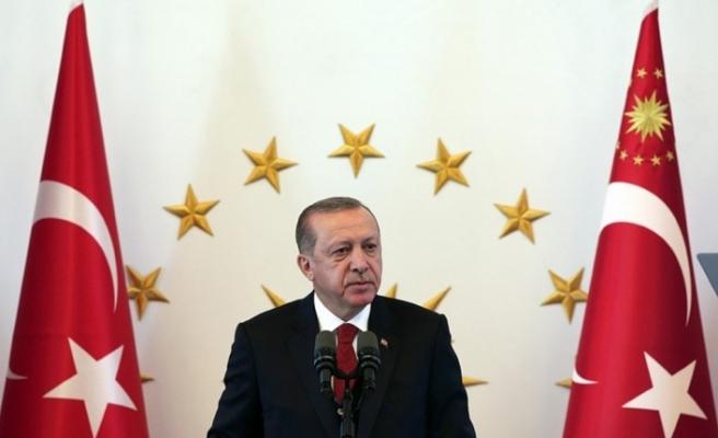 """""""Türkiye'ye saldıran terör örgütleri de maalesef Amerika'dan çok ciddi silah, mühimmat desteği aldı"""""""