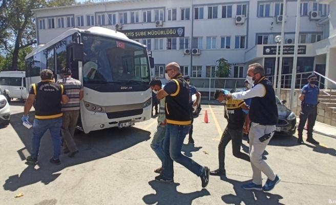 Bursa'da bacanak cinayetinde şok eden gelişme