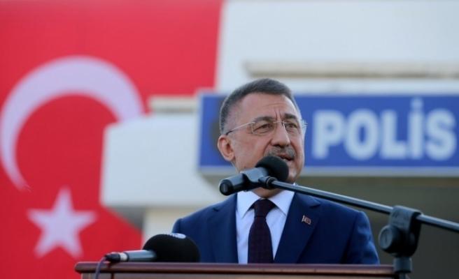 """Cumhurbaşkanı Yardımcısı Oktay'dan """"Boğaziçi"""" açıklaması"""