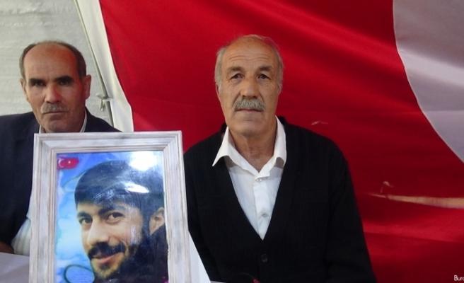 Kandırılarak dağa götürülen hukuk fakültesi öğrencisinin babası oğlunu HDP'den istiyor