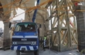 DEAŞ'ın havaya uçurduğu El Nuri Camii yeniden onarılıyor