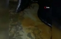 İdlib'teki kampları sel vurdu