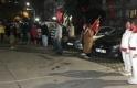 İstanbul'da vatandaşlar 19.23'te İstiklal Marşı okudu