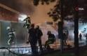 Kayseri'de yangın: 3 dükkan küle döndü