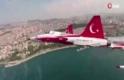 Milli Savunma Bakanlığı Türk Yıldızları'nın kokpit görüntülerini paylaştı