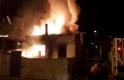 Müstakil evde çıkan yangın mahalleyi ayağa kaldırdı