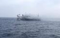 Rusya'da balıkçı teknesinde yangın