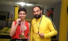 Saklandığı spor kulübünden dünya şampiyonu olarak çıktı