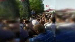 Tunus'ta Meclis'in yetkilerinin dondurulmasına karşı protesto