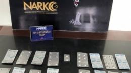 Uyuşturucu tedavi merkezi çevresinde yeşil reçeteli ilaç satan 3 kişi tutuklandı