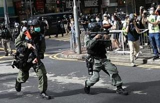 Hong Kong'da Ulusal Güvenlik Yasası kabul edildi,...