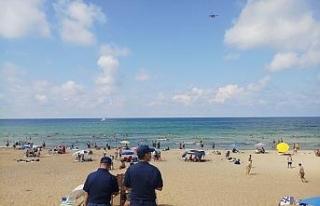 Sahil Güvenlik Komutanlığı ekiplerinden sosyal...