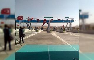 Ankara-Niğde otoyolu açıldı