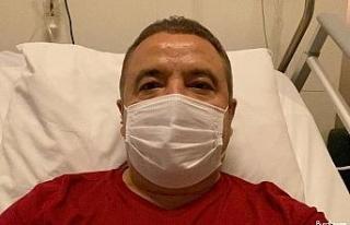 Antalya Büyükşehir Belediye Başkanı Muhittin...
