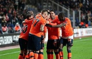 Başakşehir sahasında Galatasaray'a yenilmiyor
