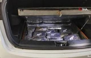 Bulgaristan'dan Türkiye'ye 18 kilo kokain sokmak...