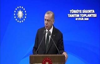 """Cumhurbaşkanı Erdoğan: """"Vazgeçin şu dönemde..."""