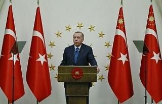 Cumhurbaşkanı Erdoğan'dan 27 Mayıs 1960 darbesinin...