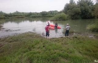 Dicle Nehri'nde kaybolan genç kızın cansız bedenine...
