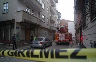 Elazığ'da yangında 3 kişi dumandan etkilendi