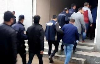 FETÖ'nün TSK yapılanmasına operasyon : 132 gözaltı...