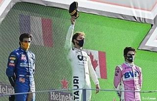 Formula 1'de Gasly ilk kez şampiyon oldu