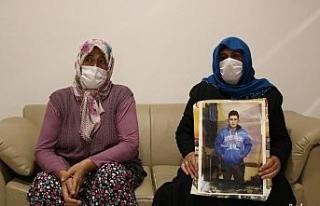 HDP önündeki evlat nöbeti eylemine 2 aile daha...