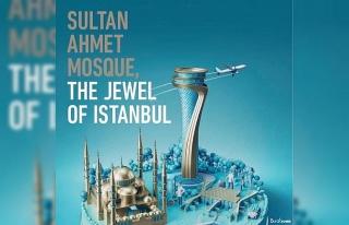 İstanbul Havalimanı'nın yeni görselleri yolcuların...